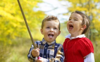 Kids and Technology: Is it changing the way kids play?